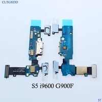 cltgxdd high quality for samsung galaxy s5 i9600 g900f charger charging port dock connector micro usb port flex cable