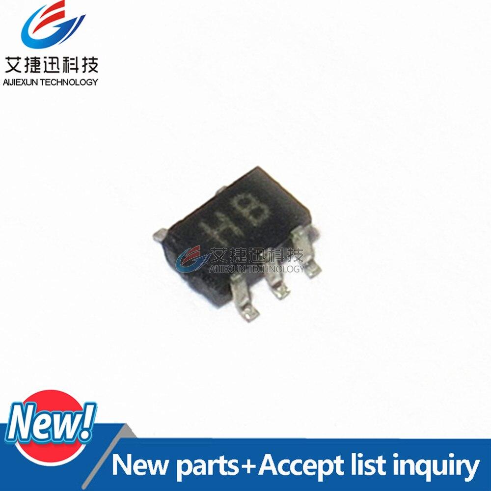 100Pcs 74HC1G02GW SilkscreenHB SOT353 2-input NOR gate in stock 100% New and original