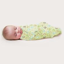 Couverture pour nouveau-né 100% coton   Enveloppe pour emmailloter bébé, cocon coton, sac de couchage pour bébés de 0 à 6 mois