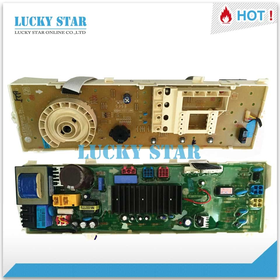 good working High-quality for washing machine Computer board WD-N10310D EBR61282428 EBR61282527 board