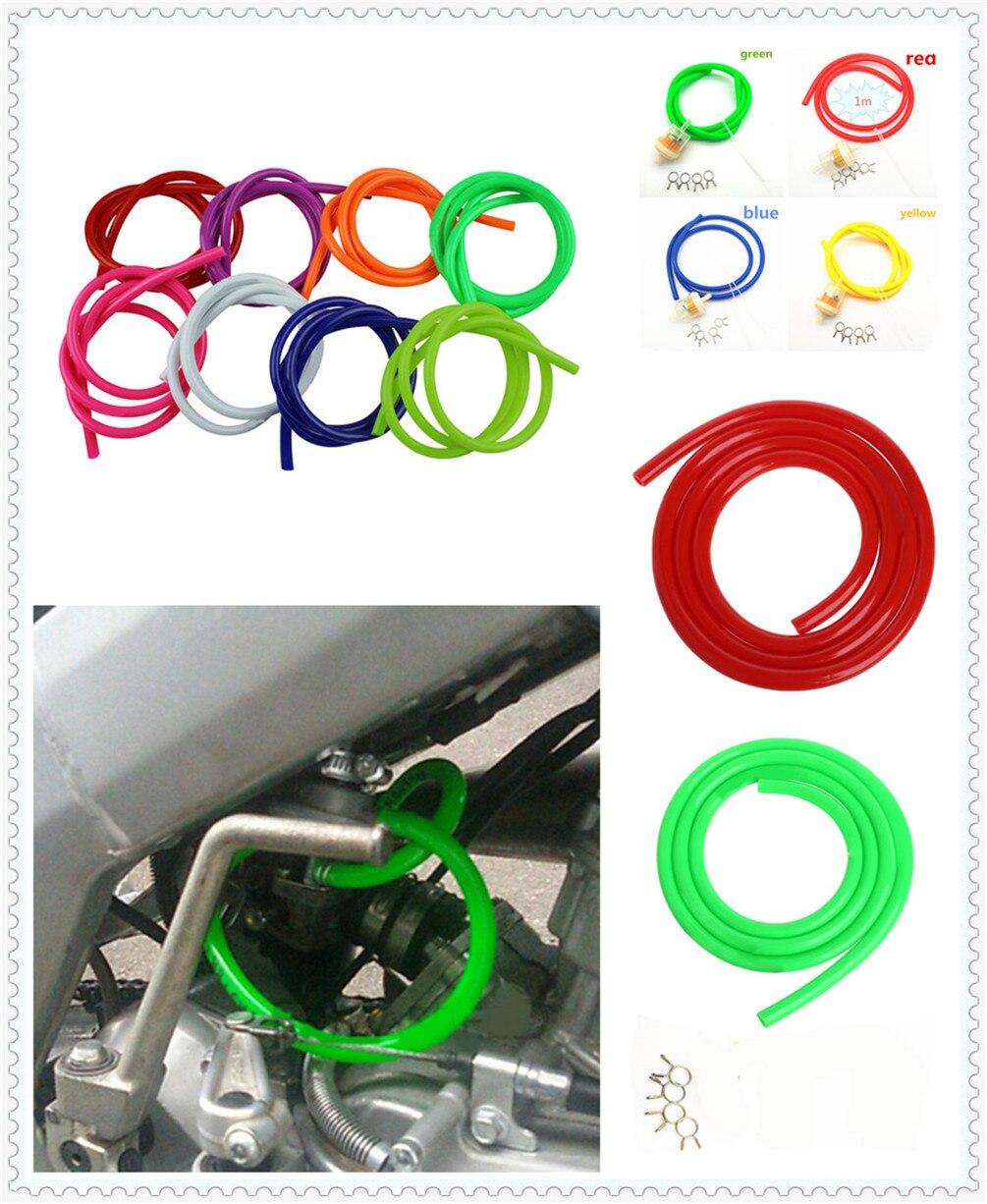 Accesorios para motocicleta de 1M, tubo de gasolina para entrega de combustible de bicicleta para DL1000 V-STROM GSF1200 BANDIT GSF1250 BANDIT