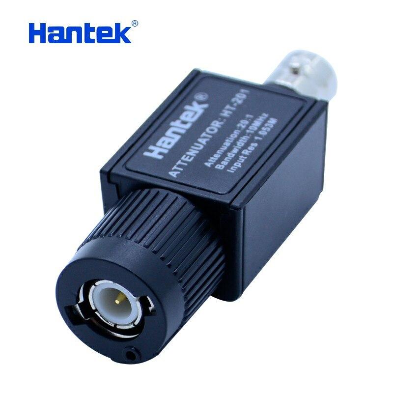 Hantek официальный HT201 20:1 10 МГц аттенюатор осциллографа для автомобильной диагностики Пропускная способность: 10 МГц вход Res: 1,053 м
