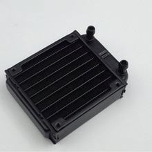 Heater Water Tank Radiator For Beauty Equipment Or Air Conditioning Evaporator