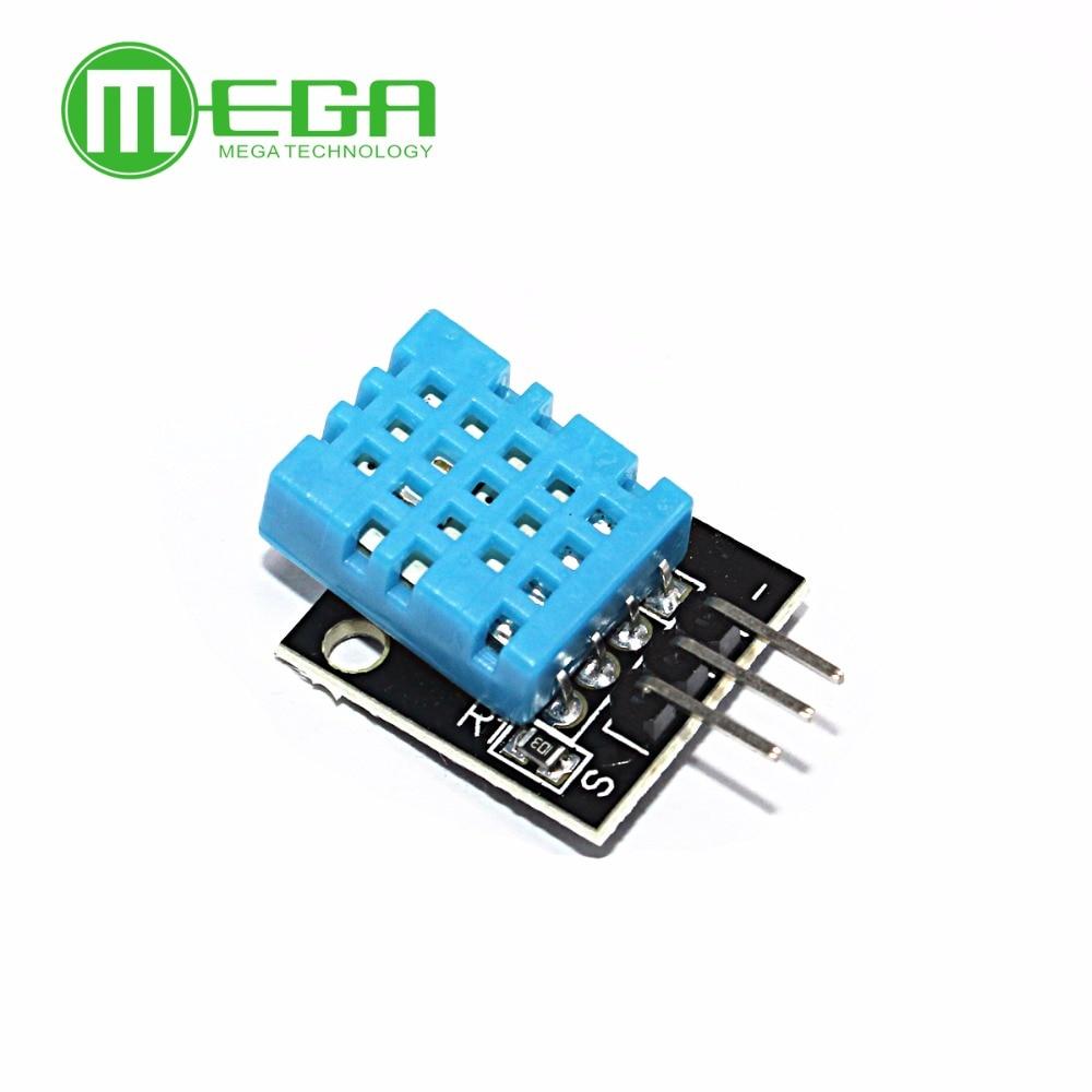 10pcs/lot KY-015 DHT-11 DHT11 Digital Temperature And Relative Humidity Sensor Module
