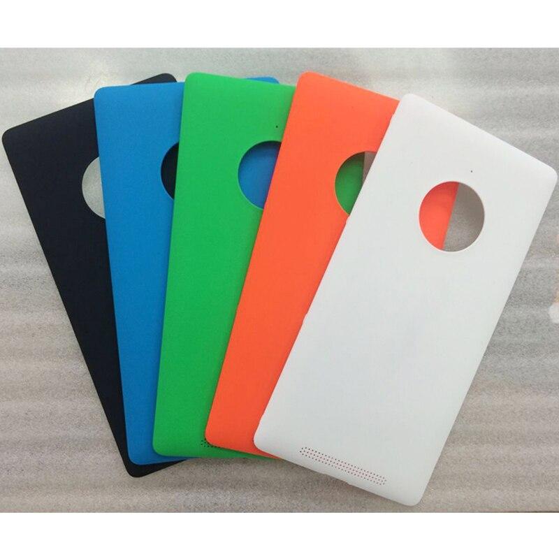 5 color Original Style Back Cover For Nokia Lumia 830 RM 984 Battery Door Cover Housing For Nokia Lumia 830 984