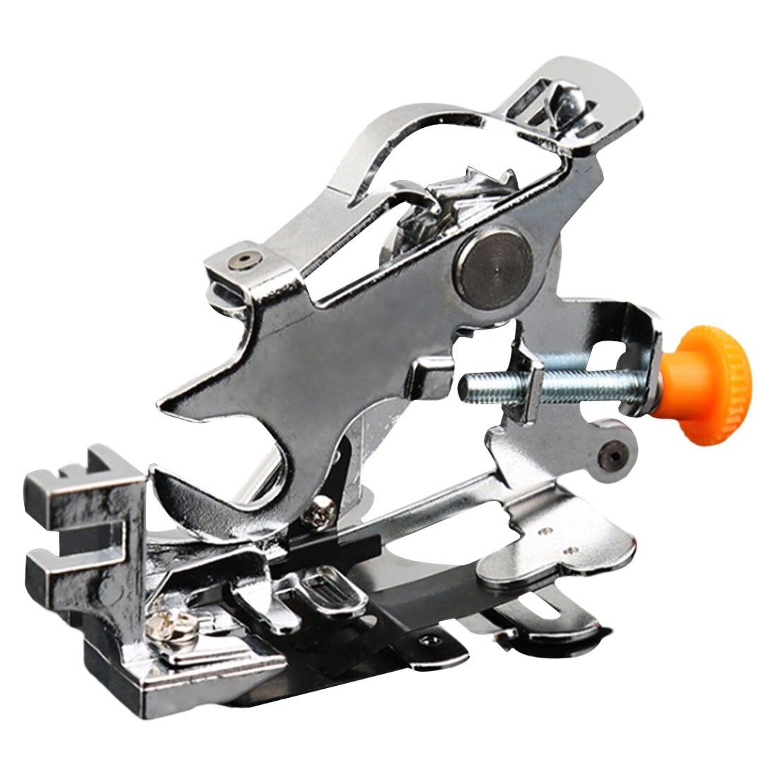 Prensatelas de pie prensatelas plisadas de caña baja, prensatelas para el hogar, accesorios para máquinas de coser