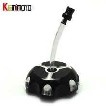 KEMiMOTO Voor Honda TRX 450R TRX 400EX 700XX TRX450R TRX400EX 700XX 2x4 Kick Start CNC Olie Gas Brandstof tank Cap Cover