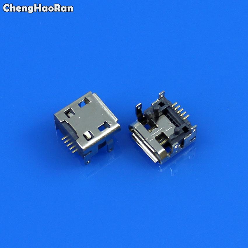 ChengHaoRan 10 шт. микро usb разъем для зарядки разъем для док-станции Порт jack Замена Ремонт для JBL FLIP 3 Bluetooth динамик