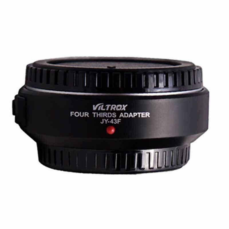 Viltrox Автофокус M4/3 объектив для микро 4/3 камеры Адаптер крепление для Olympus Panasonic E-PL3 EP-3 E-PM1 GF6 GH5 G3 DSLR