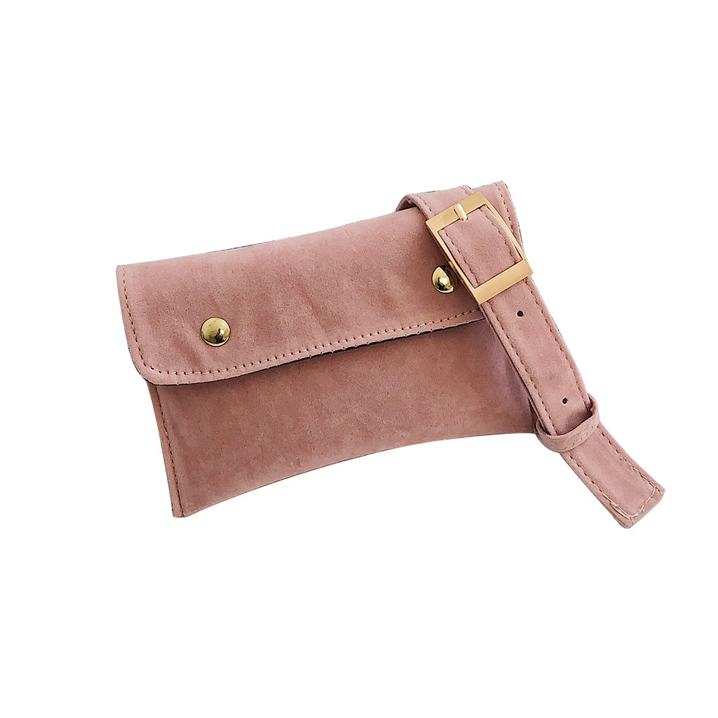 Bolsos para mujer 2019 moda bolsillo simple pecho salvaje bolsa mensajero Bolsas Feminina Borse Da Donna