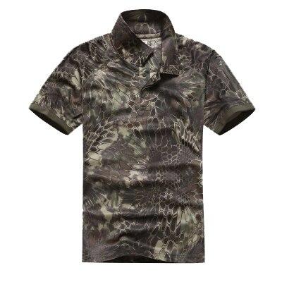 2015 летняя футболка поло COOLMAX Mardrake, футболка с короткими рукавами в стиле «Тайфун», Mardrake Highlander CP ACU