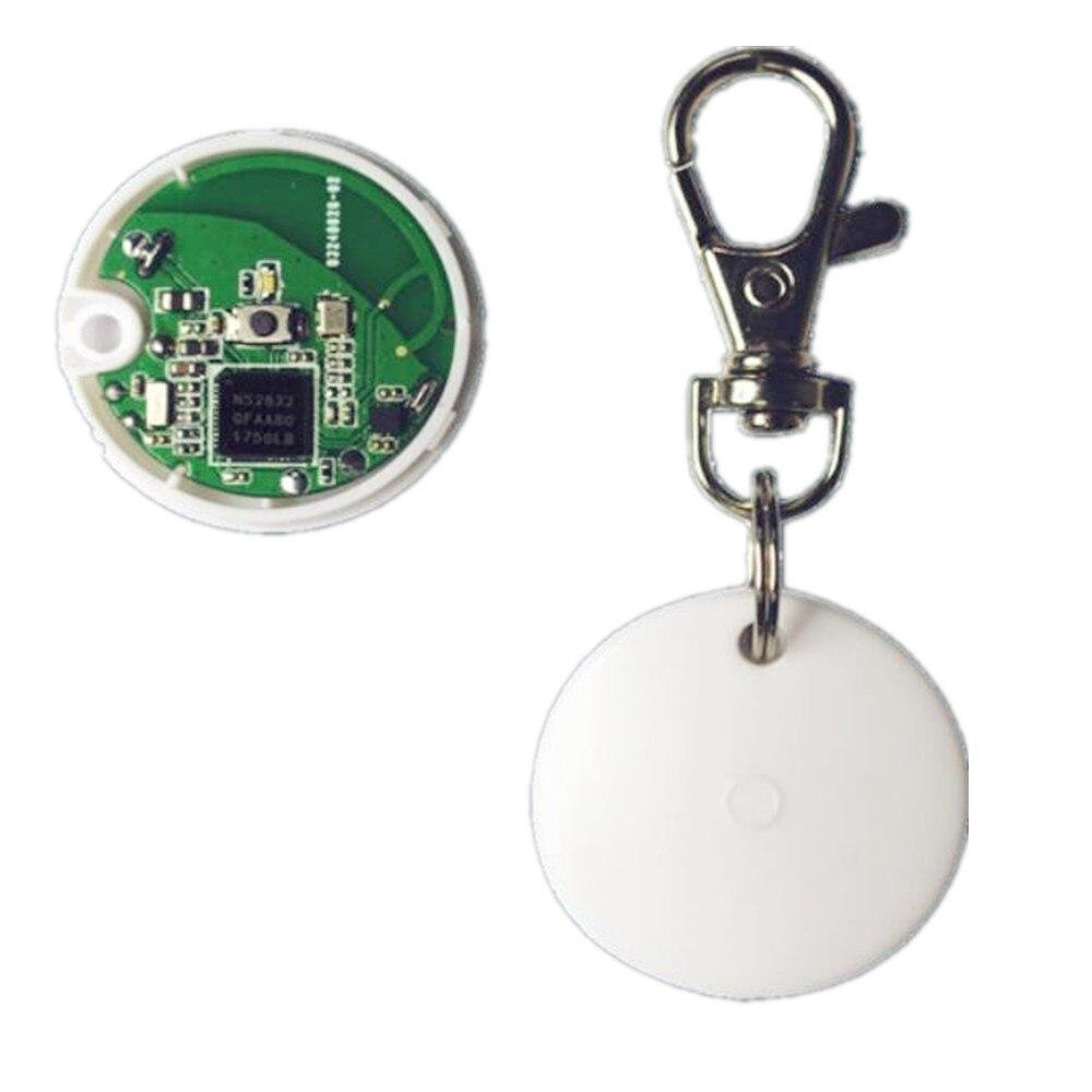 NRF52832 базовая станция iBeacon beacon антипотеря периферийного позиционирования Bluetooth модуль 5,0 низкая мощность. Мы можем добавить SHT30/KX022