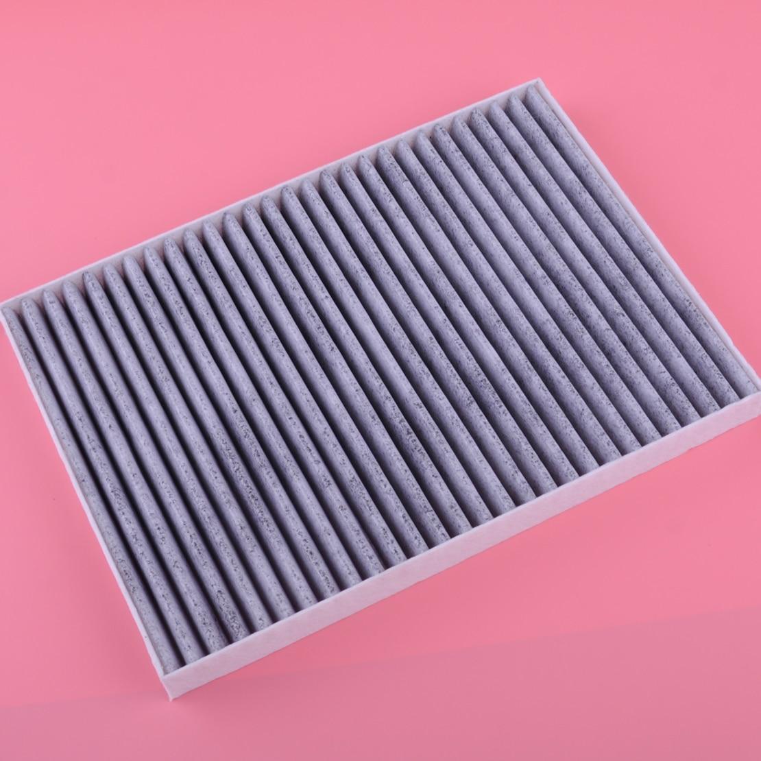 Filtro de aire de cabina de repuesto para coche beler, tela no tejida apta para Nissan Sentra Rogue Select 27277-EN000