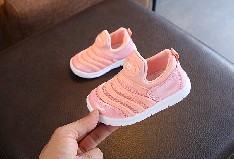 Kids Summer Tennis sport shoes Children Flats Boys Girls caterpillar hombre zapato chaussure hommes Breathable Sandalias