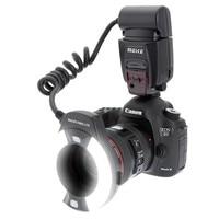 Meike MK-14EXT MK-14-EXT ETTL Macro TTL ring flash AF assist lamp For Canon DSLR Cameras 5D Mark II 7D 60D 600D 550D 450D
