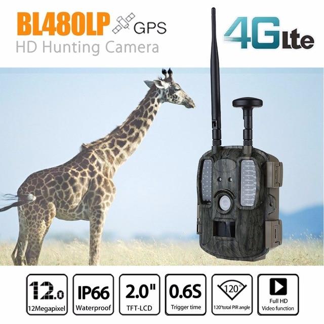 Forestcam 스카우트 가드 사냥 카메라 트레일 사냥 bl480lp 4g 와일드 카메라 사진 트랩 야외 사냥을위한 유령 게임 카메라