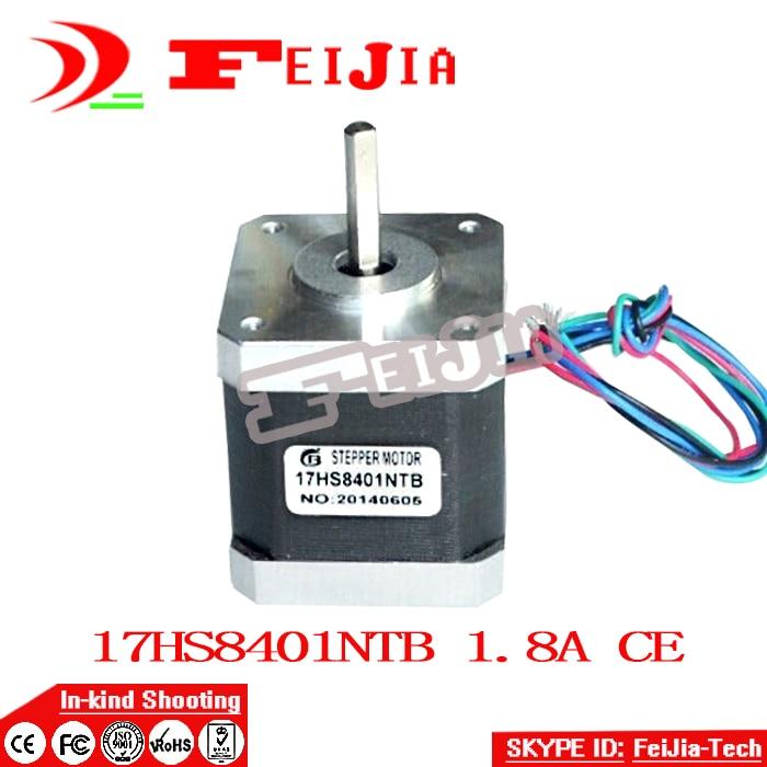 Электродвигатель шаговый Nema 17, 4 шт./лот, 1 шт./лот
