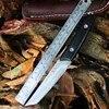 באיכות גבוהה צבא הישרדות סכין קשיות גבוהה במדבר סכיני חיוני הגנה עצמית קמפינג סכין ציד כלים חיצוני EDC
