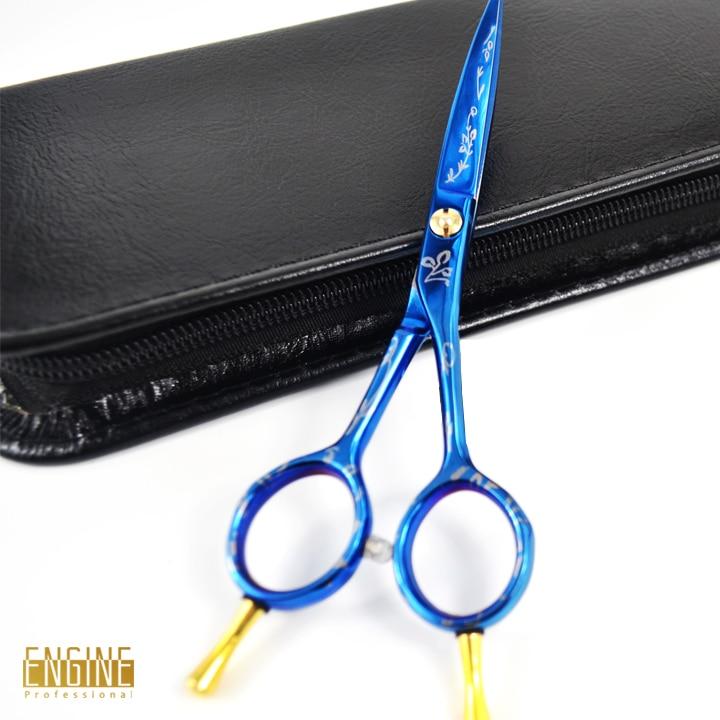 tesouras para cabeleireiros de 50 polegadas tesoura de cabelo profissional de alta
