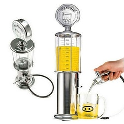 900 мл с двумя пистолетами машина для пивных напитков ilver помпа для напитков пивной спирт жидкая вода сок вино газированные напитки диспенсер...