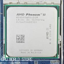 AMD Phenom II X4 B95 CPU Quad-Core procesador 3,0 Ghz/6 M/95 W/2000 GHz Socket am3 am2 + 938 pin envío gratis