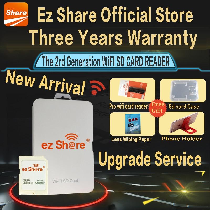 2017 Pen Drive Microsd 100% Real original capacidad Wifi compartir Memoria Sd tarjeta Sdhc Cartao De Memoria De la Cámara envío gratis