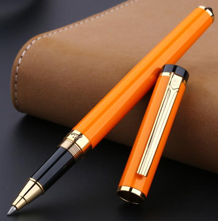 ПИКАССО 908 Роскошная металлическая шариковая ручка с 0,7 мм черными чернилами, шариковые ручки, авторучка для подарка на Рождество