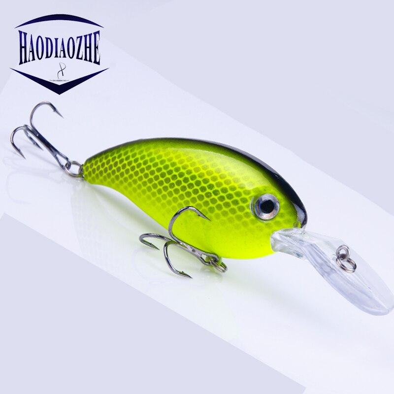 1 Uds nadar pez señuelo de Pesca 10cm 14g Artificial crankbait duro wobblers Topwater Japón Mini cebo de Pesca crankbait Pesca abordar
