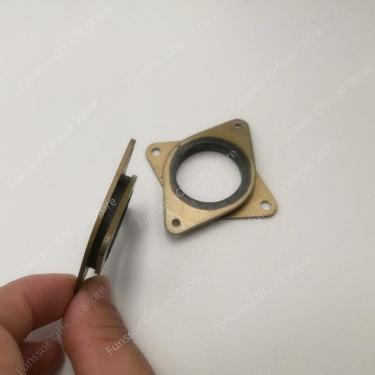 Funssor 10 قطعة نيما 17 السائر المطاط مخمدات يتصاعد المطاط السائر موتور الاهتزاز مخمدات