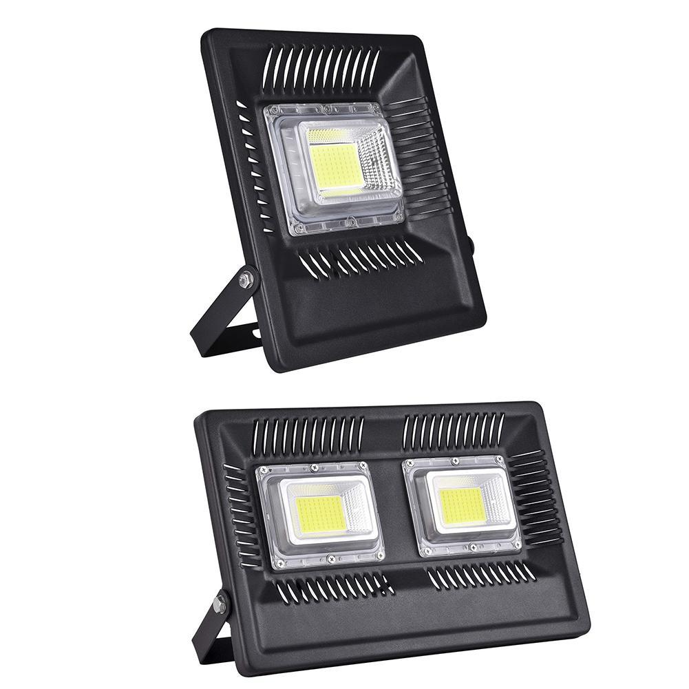 8500lm IP66 6500K500W Lâmpada Halógena Luz Do Dia Branca À Prova D Água Super Brilhante Luzes de Segurança Ao Ar Livre Para O Gramado E Jardim