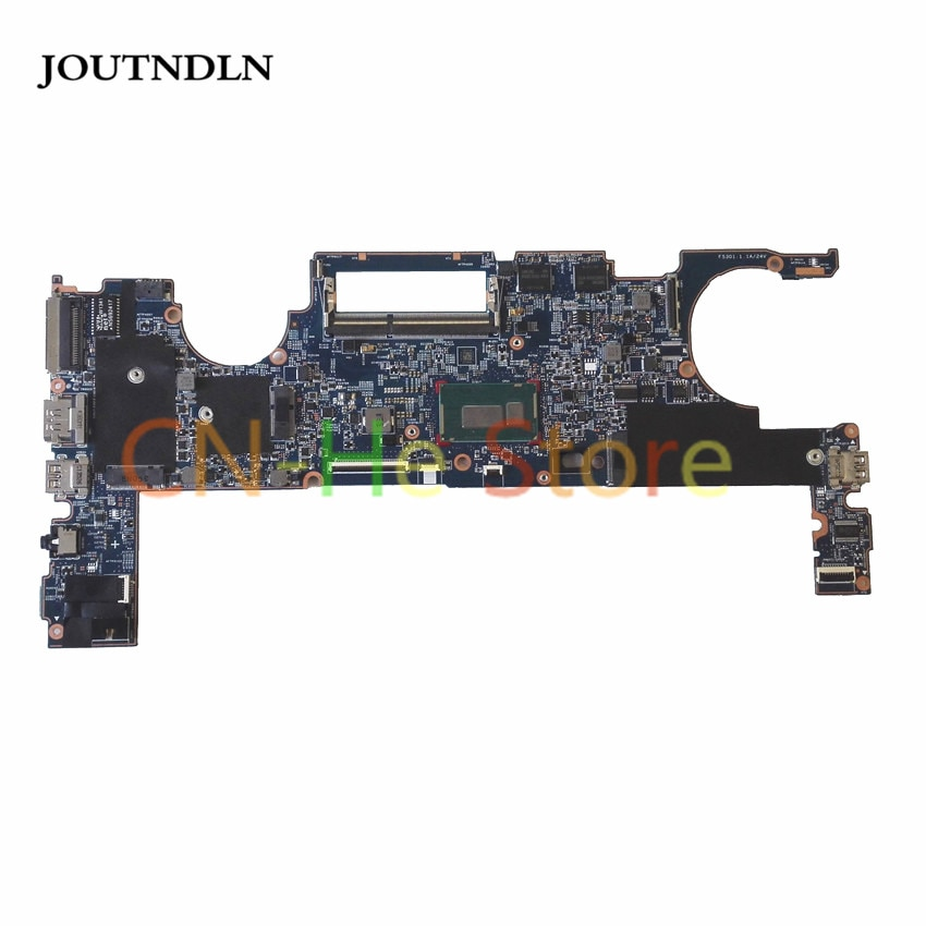JOUTNDLN для hp Elitebook Фолио 1040 G1 Материнская плата ноутбука 748354-001 аккумулятор большой емкости пуля MB 12295-1 48.4LU01.011 DDR3 w/I7-4600U