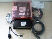 ECMA-C10401HS + ASD-A2-0121-L Delta 220V 100W 0.32NM 3000r/min 40mm de freno AC Servo Motor kits con cable de 3M
