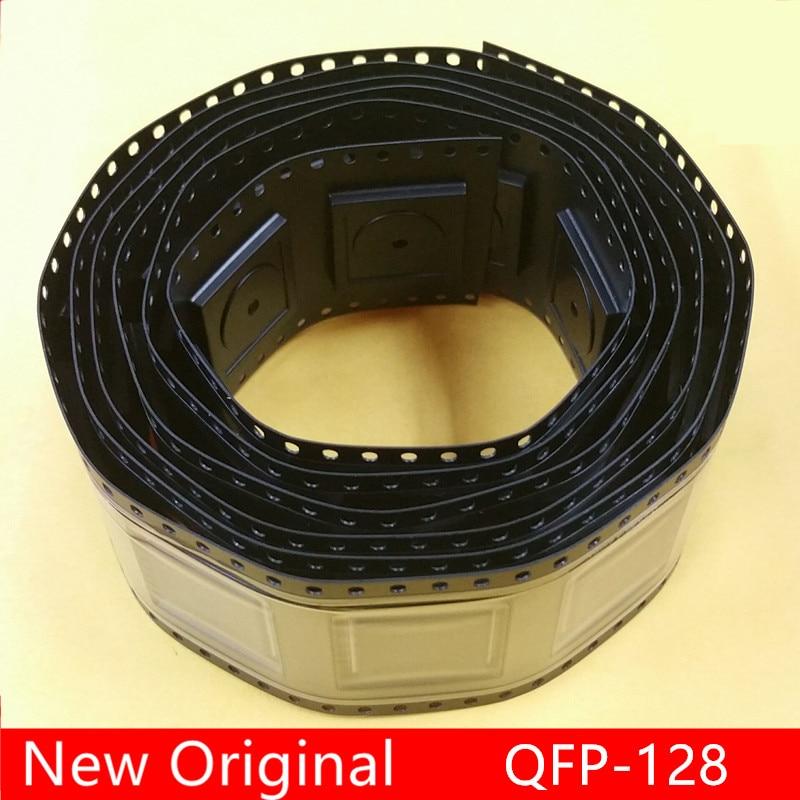 NPCE985GAODX NPCE985GA0DX NPCE985G (5 peças/lote) Frete Grátis 100% Novo Chip de Computador Original & IC QFP-128