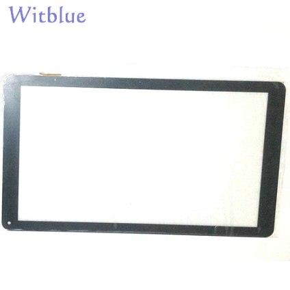 """Nuevo para 10,1 """"estar grand hd quad core negro mid 1198 Tablet Digitalizador de pantalla táctil cristal panel Sensor de reemplazo envío gratis"""