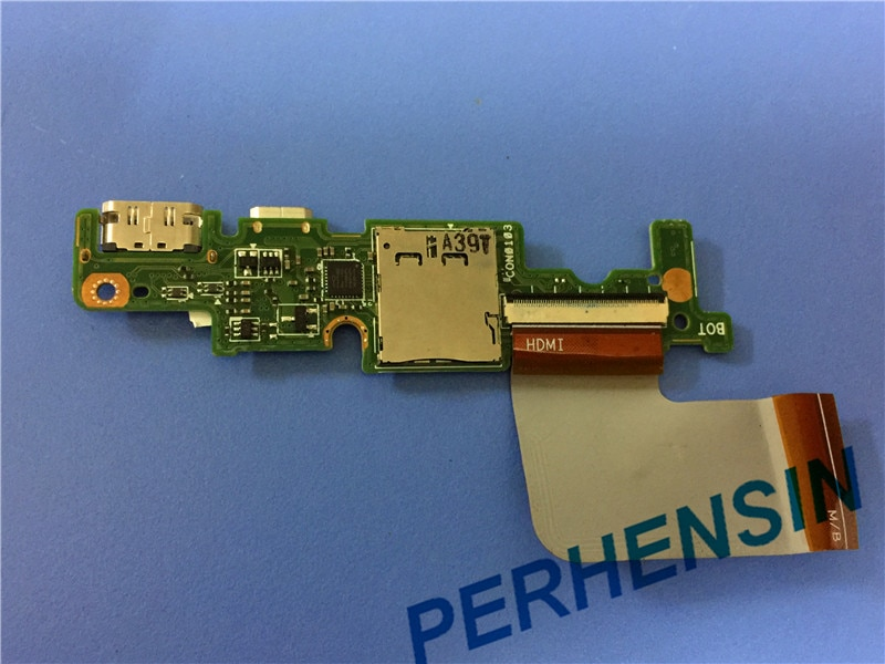 ¡Venta al por mayor! placa Original para Dell para Venue 11 Pro 7130 11 Pro 7139 R26KY DC Jack tarjeta SIM Mini-HD 0r26ky 100% funciona perfectamente