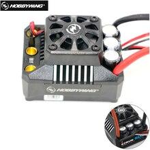 Hobbywing EzRun Max6 V3 160A Regolatore di Velocità Impermeabile Brushless ESC XT60 / TRX Spina per 1/6 RC Auto