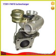 Chargeur turbo CT26 17201-74010 pour TOYOTA CELICA GT   Quatre ST165 4WD 3SGTE 3SG-TE 2.0L, pièces de moteur, chine