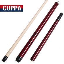 ¡Novedad! Cuppa Break taco Punch Jump Cues 13,5mm punta negro rojo colores palo de billar negro ocho juego de billar Jump Cue China