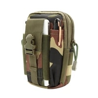6 colors 1000d tactical bag molle oxford waist belt bags wallet pouch purse outdoor sport pack edc camping hiking bags hot sale