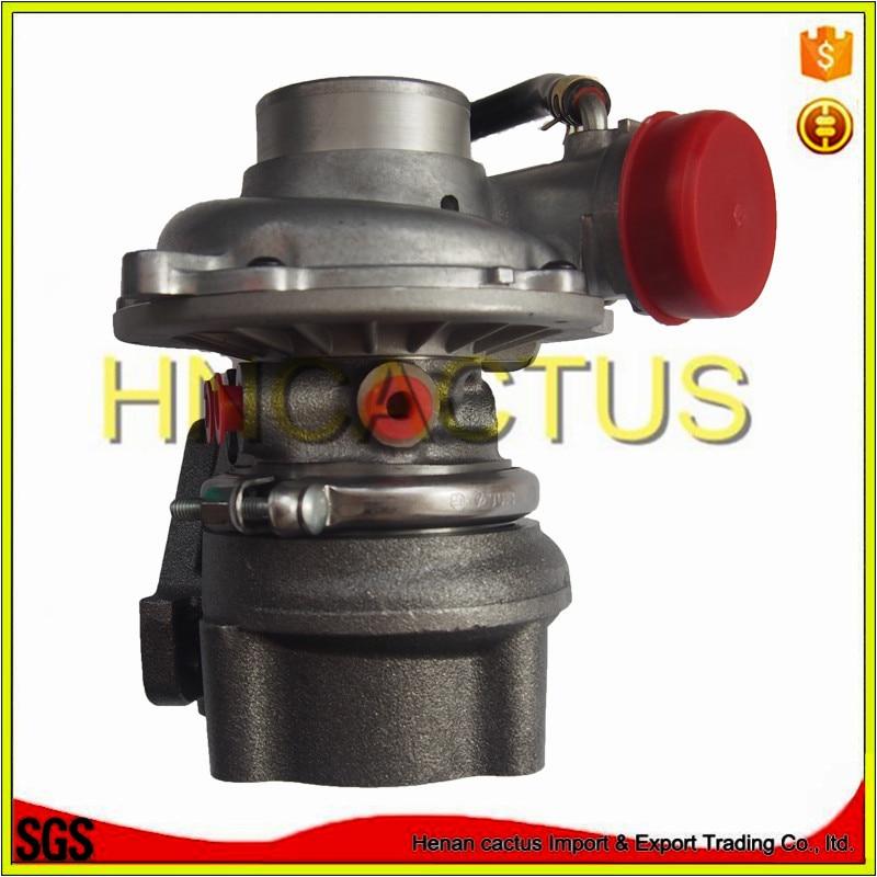 RHF5 8973125140 Turbocharger turbo fit for ISUZU TROOPER Open Off-Road Vehicle 3.0 DTI Bighorn engine 4jx1 2000-