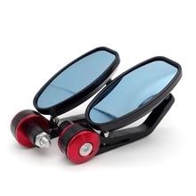 Miroir de poignée pour moto   Pour honda goldwing 1800 gl1800 grom msx125 hornet 600 900 cb 600f cb600f 600 f integra 750 singe moton