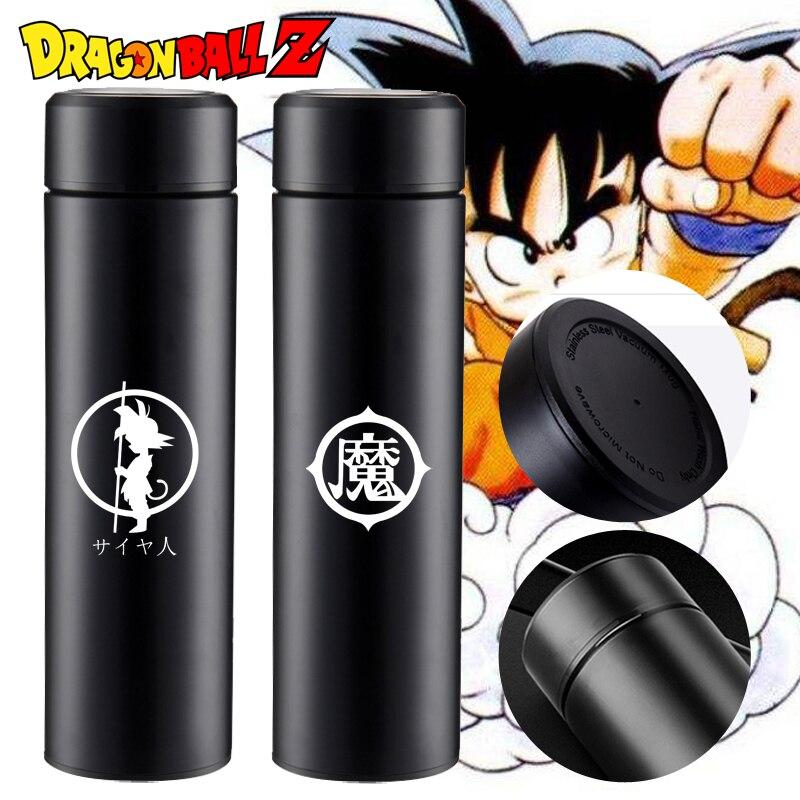 OUSSIRRO Dragon Ball Z солнце Гоку драгонболл зет термос из нержавеющей стали чашка оригинальность портативная бутылка для воды