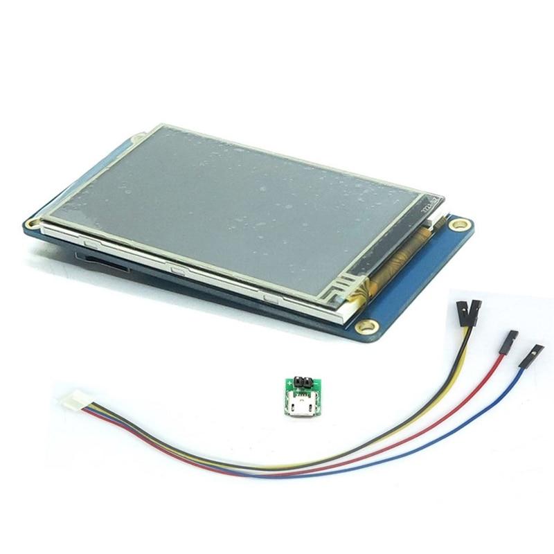 Nextion NX4024T032 3,2 дюйма HMI английская версия ядра