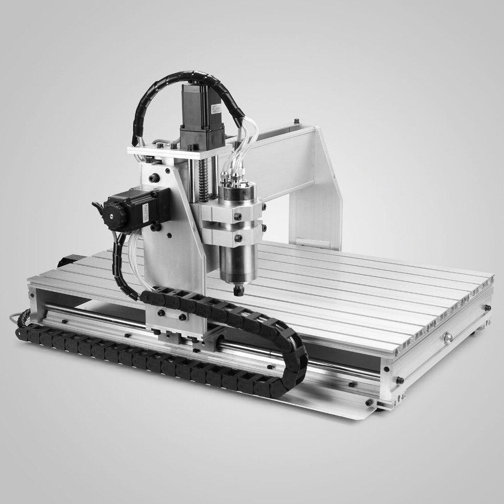 CNC enrutador USB grabador máquina de perforación/fresado 6040 3 ejes grabado de madera Maachine