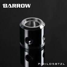 Brouette LD5BTZL couvercle supérieur en métal extensible pour miroir de pompe D5 argent