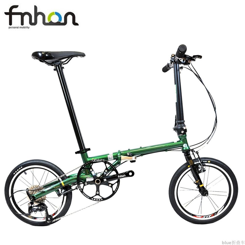 Fnhon عاصفة CR-MO الصلب للطي الدراجة 16