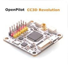 Xiangtat OpenPilot CC3D révolution Revo 10DOF STM32F4 broche de contrôle de vol