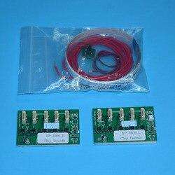 Картридж с чернилами отработанных автоматический сброс постоянный Применение декодер чип для Epson Stylus Pro 4400 4450 4800 4880 7880 9880 принтеры