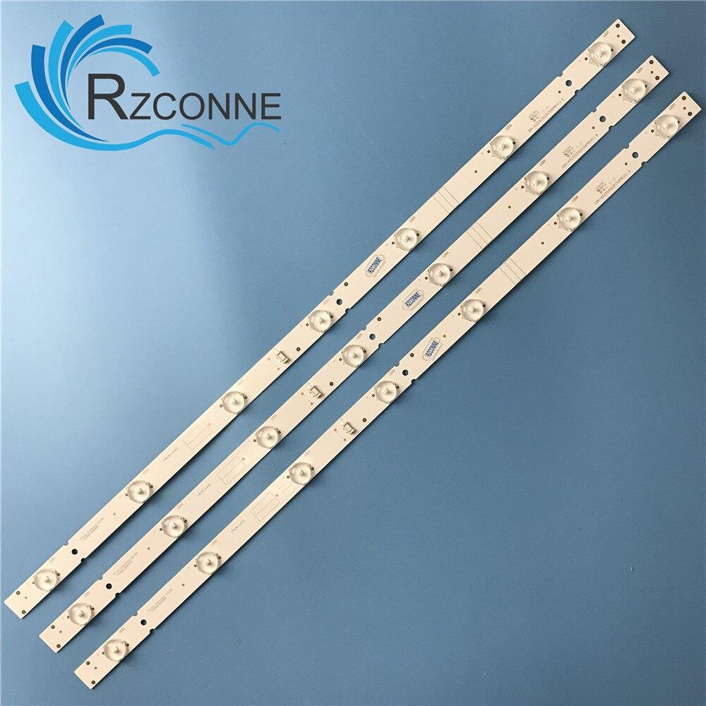 "LED Backlight strip 7 Lamp for Skyworth 32""TV 5800-W32001-3P00 CRH-A323535030751AREV1 32X3 32E3000 LC320DXJ-SFA2 32HX4003"