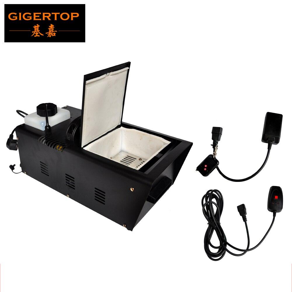Аппарат для тумана TIPTOP, 500 Вт, с низким уровнем дыма, для сохранения тумана на поверхности, китайский сценический эффект, низкий уровень тума...